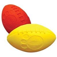 Jolly Pets Jolly Football Dog Toy Orange 8 in, My Pet Supplies
