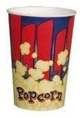 Red 44 oz. Popcorn Cup, 600/Case
