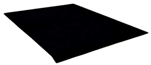 - Dean Flooring Company Ebony 6' x 10' Indoor/Outdoor Patio Deck Boat Entrance Event Carpet/Rug Mat with Marine Backing