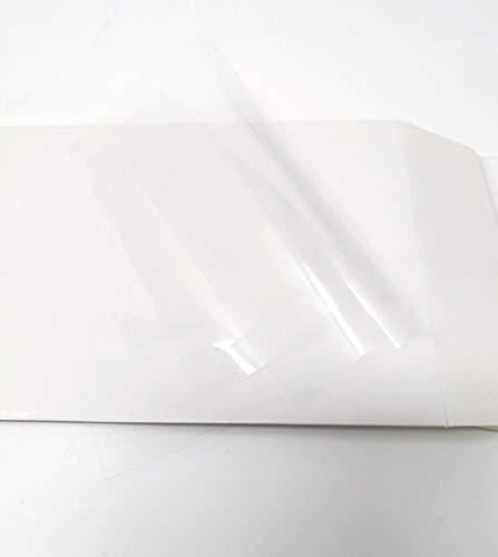EPAX X1 Non FEP Film Sheet 200 x 140mm Thickness 0.1mm for 5.5 inch UV Resin 3D Printer EPAX X1, Wanhao D7 DLP, Photon LCD SLA, Pack of 3 Films
