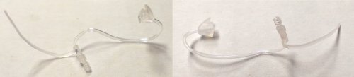 Phonak Hearing Aid Micro Tubes (Size 3B-Right and Left) by Phonak