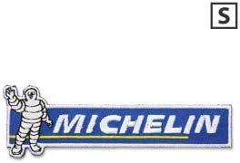 /Écusson brod/é Ecussons Thermocollants Broderie Sur Vetement Ecusson  MICHELIN  Logos F1 Moto GP /& Sponsors