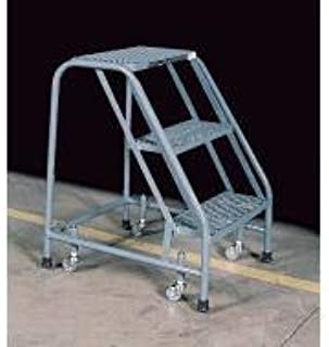 product image for Cotterman 1003N2630A1E10B3C1P6 - Rolling Ladder Welded Platform 30In H