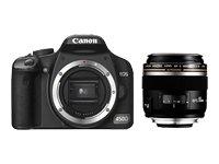 Canon EOS 450D - Cámara Réflex Digital 12.2 MP (Objetivo EF-S 60mm ...
