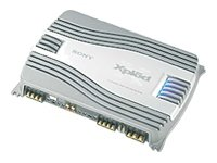 Sony XM-SD46X 4-Channel Car Amplifier