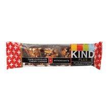 KIND FRUIT & NUT BARS BAR,DK CHOC/CHRY&CASHEW, 1.4 OZ