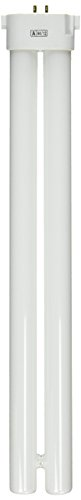 Coralife Square Pin Compact Fluorescent Lamp, 28-Watt, 10K (Pin Coralife Square Compact)