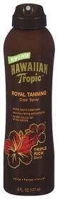 Hawaiian Tropic Royal Tanning Blend Spray 5.4 oz by Hawaiian Tropic