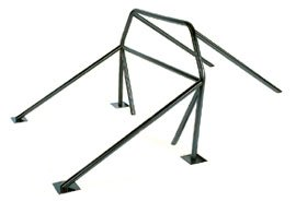 Nissan 240sx Roll Cages (RRC - Roll Bars and Cages, 8 Point, 95-98 Nissan 240SX)