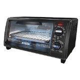 Black & Decker 4-Slice Toast-R-Oven & Broiler (Black And Decker Toast R Oven compare prices)