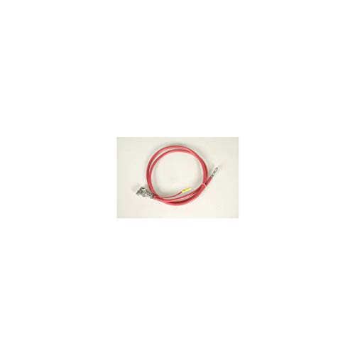 Eckler's Premier Quality Products 33184126 Camaro Battery Cable Positive Big Block 63'' by Premier Quality Products