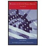 img - for READINGS IN U.S.HISTORY,VOL.II book / textbook / text book