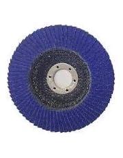 "10pcs"" 125mm flap disc zirconia x 10 (GRIT: 80)"