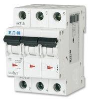 Curva C EATON FAZ6-C20//3 Interruptor Autom/ático Magnetot/érmico FAZ6 3P 20A
