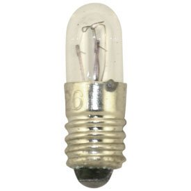(Replacement For 7326 12v 40ma midget screw Light Bulb 10 PACK)