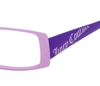 JUICY COUTURE EYEGLASSES JU CLOSEUP 0FE7 LAVENDER