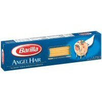 Barilla Angel Hair Pasta [Case Count: 20 per case] [Case Contains: 20 LB] by Barilla