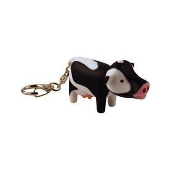 Amazon.com: Kikkerland – Pink Pig Llavero buscador de ...