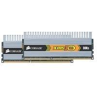 Corsair XMS3 - Módulo de memoria de alto rendimiento de 2 GB (2 x 1 GB, DDR3, 1333 MHz, CL9) (TWIN3X2048-1333C9DHX)