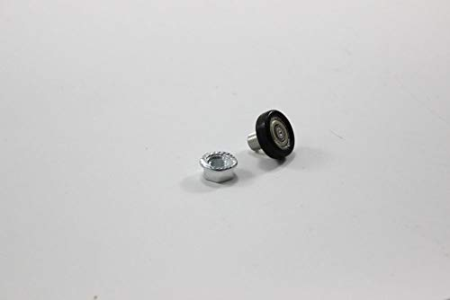GE WC02X10019 Drawer Roller Asm