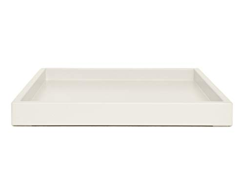 Low Profile Pale Beige Large Tray, Many Sizes