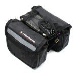 3-in-1 Cycling Trame Pannier Front Tube Bicycle Bag with Cell Phone - Pannier 1