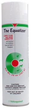 Equalizer Carpet Stain and Odor Eliminator 20 ounces aerosol, My Pet Supplies