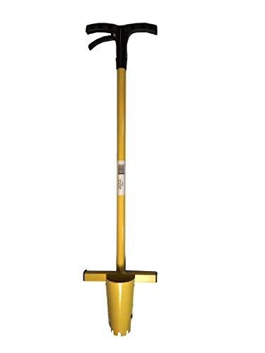 (Cedar Green BH Bulb Planter, Yellow)
