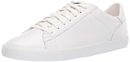 Cole Haan Women's Carrie Sneaker, OPTIC WHITE LEATHER