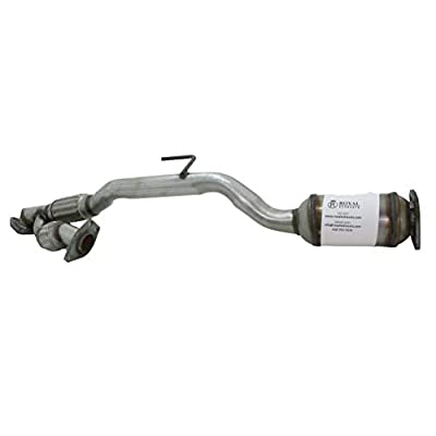 Catalytic Converter w/Y-Pipe compatible with 2009-2014 Nissan Murano 3.5L: Automotive
