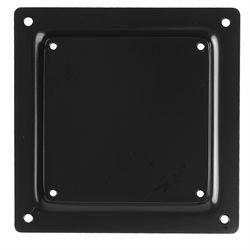Ziotek VESA Monitor Mount Adapter Plate, 75 to100mm, Black
