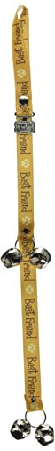 PoochieBells The Original & Trusted Dog Housetraining Doorbell. Potty Dog Bells to Housetrain & Communicate With Your Dog : Handcrafted in USA Since 2005 : Endorsed by Pet Industry Professionals : Eas