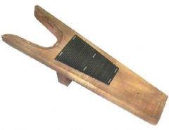Wellington Boot, Shoe Jack - made from FSC Oak Wood