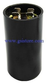 Packard 220-250V Start Capacitor 145-174 MFD