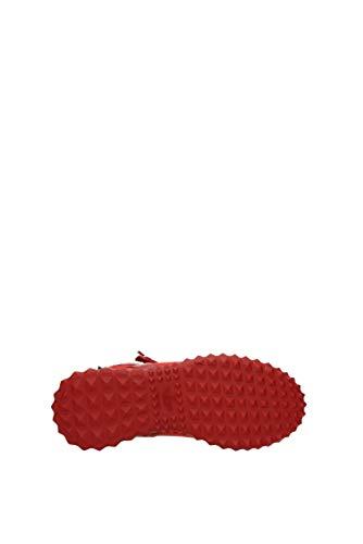 Pour Bottes Rouge Femme Valentino Garavani wCxEZH7q5