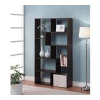 Mainstays 8-Cube Bookcase (Brown/White)