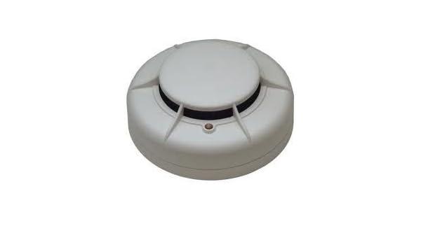 Detector de incendios óptico de humo Eco 1003: Amazon.es: Bricolaje y herramientas