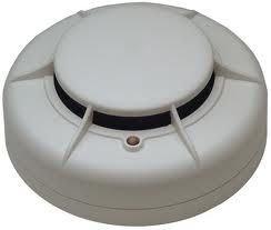 Detector de incendios óptico de humo Eco 1003