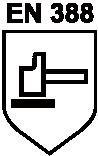 Arbeitshandschuhe DRIVER T/ÜV-GS gepr/üft Rindnappaleder