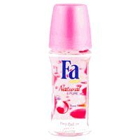 deodorant natural pure rose flower - 1.7 oz ()