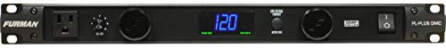 Furman PL-PLUS DMC Power Conditioner with Voltmeter / AMMeter (Renewed) ()