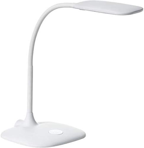 Lámpara de mesa flexo Bet blanco LED 6,5W: Amazon.es: Iluminación