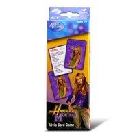 Disney Hannah Montana Triva Card Game (Sold As a 2 Pks in a Set)