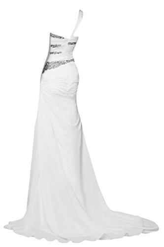 TOSKANA BRAUT -  Vestito  - linea ad a - Donna bianco 34