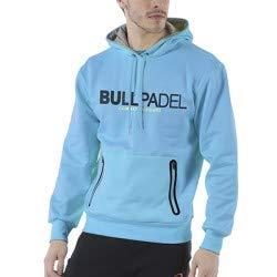 Bull padel Sudadera Ortex (L, Turquesa): Amazon.es: Deportes y ...