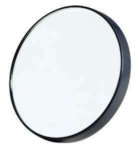 Mini miroir grossissant 20 x petit miroir grossissant compact avec packs d'aspiration HTT