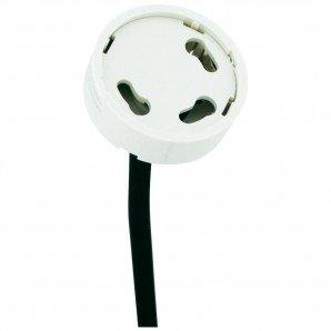 GU24 Lampholder Snap-in Conversion Socket Adapter Converts Incandescent to GU24 (Socket Gu24)