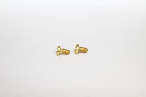 Sunglass Screws Compatible for RayBan Clubmaster RB 3016 | Ray Ban Replacement Sunglass Screws (2 Screws, ()