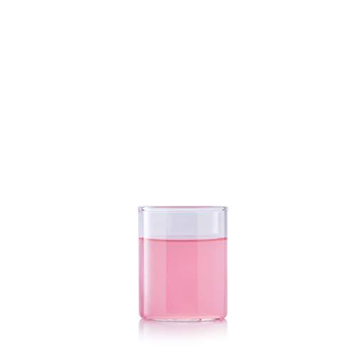 Borosil VCJ120 Vision Classic Juice Glass (Set of 6), 4 oz (120ml), Glass