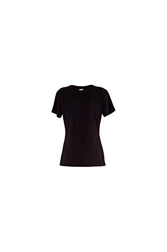 Cafènoir Incrociata Ijt720 Shirt T 010 Nero HwT4qU